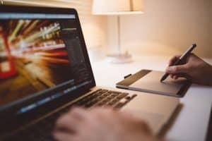 digital for personal websites