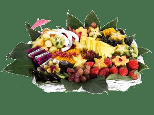 קידום סלסלת פירות ראשית