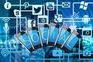רשתות חברתיות ראשית