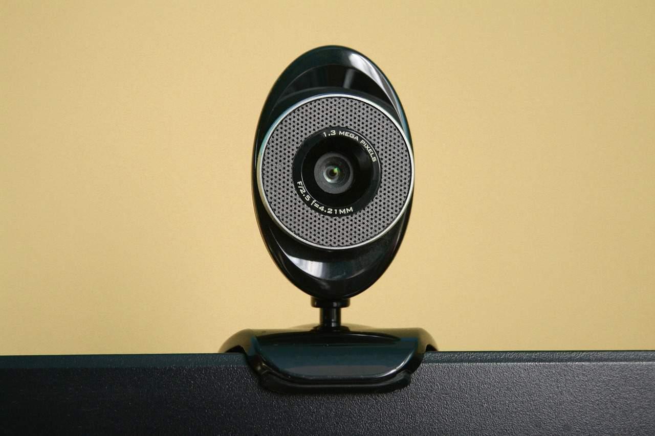 מצלמת אינטרנט ראשית