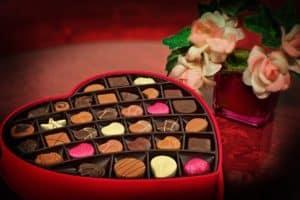 מארז שוקולדים