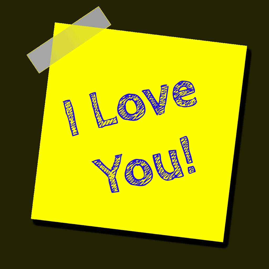אני אוהב אותך