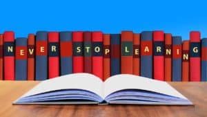 שורה של ספרים